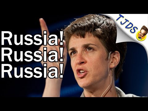 Onion Skewers Rachel Maddow - Cable News' #1 Host