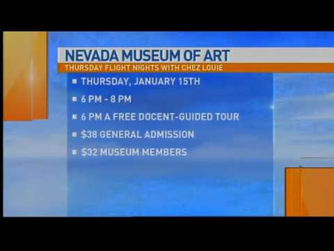 Nevada Museum of Art blends food and culture