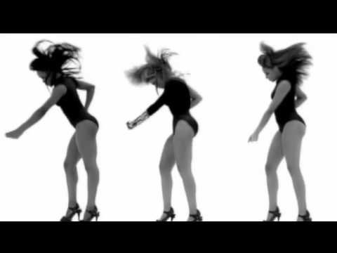 Beyonce dancing to the Birdie Song