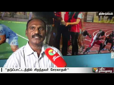 TN player Cheralathan is a very good defensive player who would excel in the Kabaddi World Cup-Coach