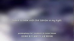 Kyuhyun- 인우/刃雨 (Inoo/Rain of Blades) lyrics [Eng.   Rom.   Han.]
