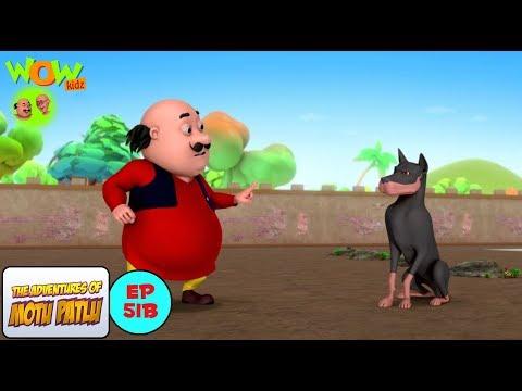 Dog Training Center - Motu Patlu in Hindi WITH ENGLISH, SPANISH & FRENCH SUBTITLES