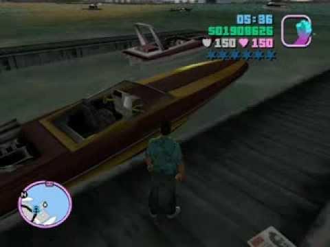 Grand Theft Auto: Vice City - Episodio 21
