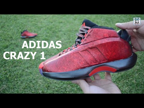 Adidas Crazy 1 (Performance Review   On Foot)
