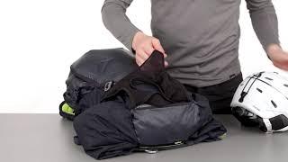 Ski- and snowboard backpacks - Thule Upslope 35L