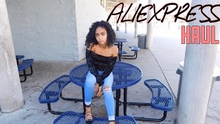 ALIEXPRESS HAUL | Curlycrownz