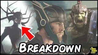 Thor Ragnarok Teaser Trailer Breakdown & Analysis