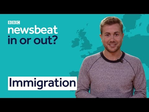 Britain and the EU: The Immigration Debate