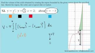 Stewart Calculus 8th Edition Solutions - Chapter 6.2, #12