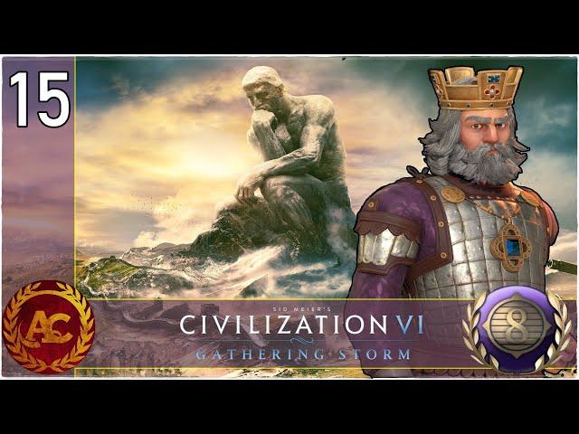 Civilization 6 - Bisanzio [Divinità + Tec Casuali] #15 (Gameplay ITA)