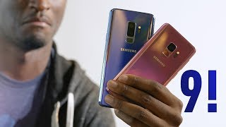 Samsung Galaxy S9 Impressions! by : Marques Brownlee