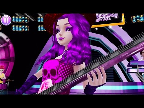Music Idol - Coco Rock Star iPhone Gameplay