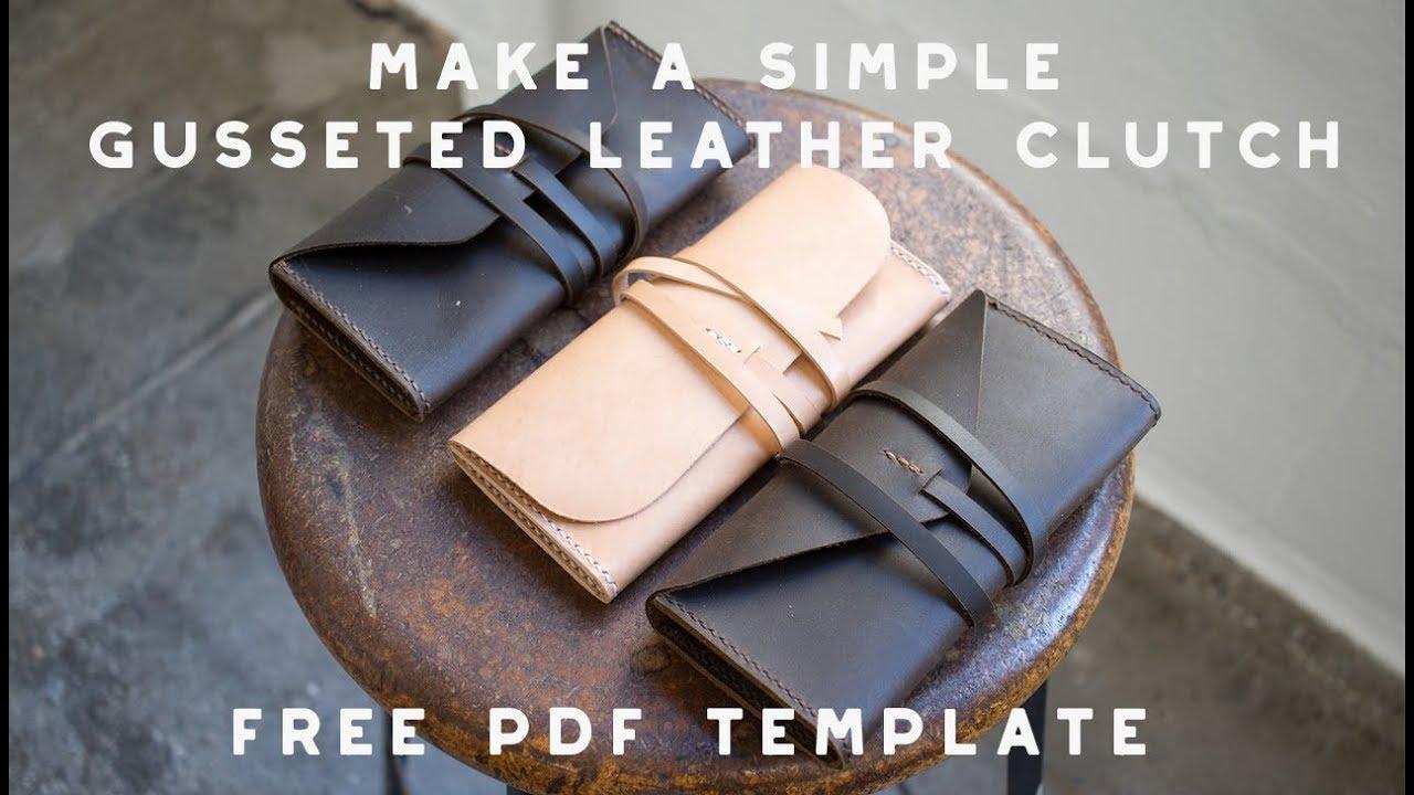 Leather Bag Pattern Pdf Best Inspiration Ideas