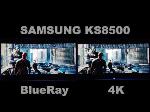 4K vs BLUE RAY IS IT WORTH THE PRICE DIFFERENCE..??