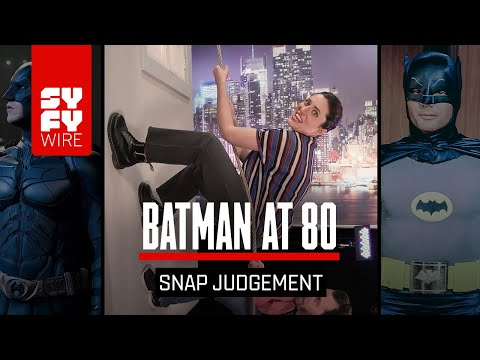 Batman At 80: Who's The Best Batman? | SYFY WIRE