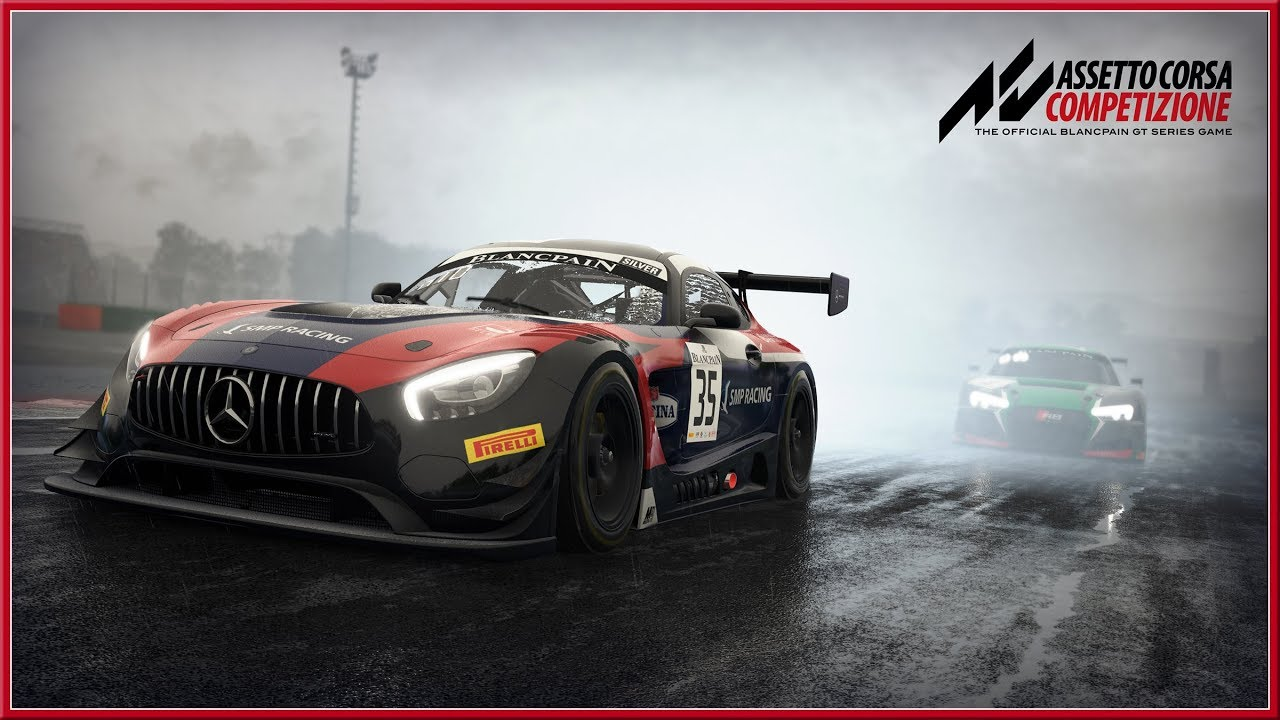 Assetto Corsa Competizione New Early Access Gameplay