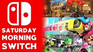 Saturday Morning Switch 14 - Spring & Summer 2017 Schedule
