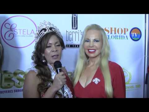 Shop Florida TV Covered Red Carpet Event Saban Theatre , Beverly Hills