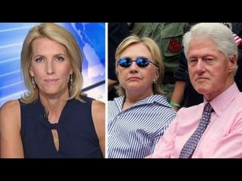 Ingraham: Clintons, their wealth and Foundation 'stink'