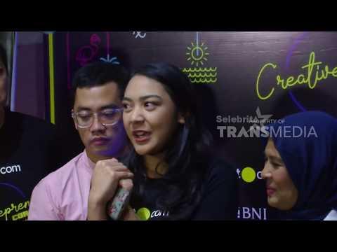 Putri Tanjung Gelar Creativepreneur Event 2019