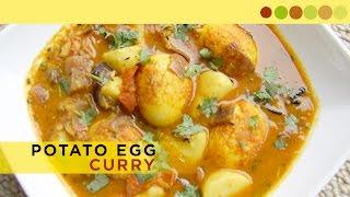 Potato Egg Curry | Egg Curry | Chef Atul Kochhar