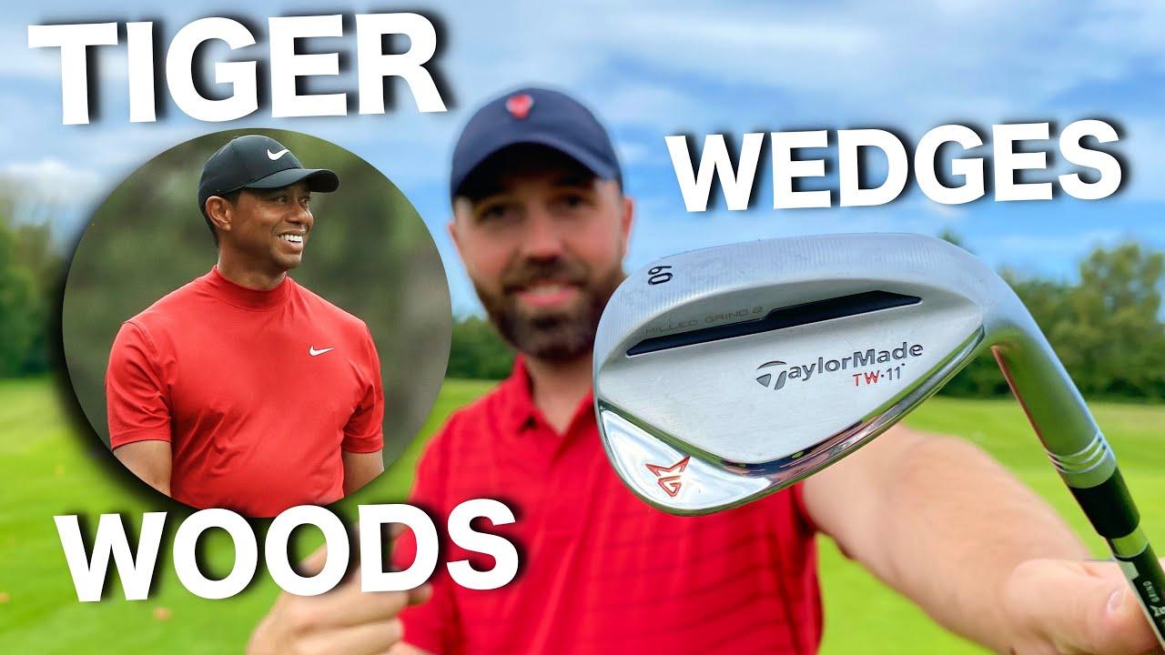 I use Tiger Woods' Golf Club!!