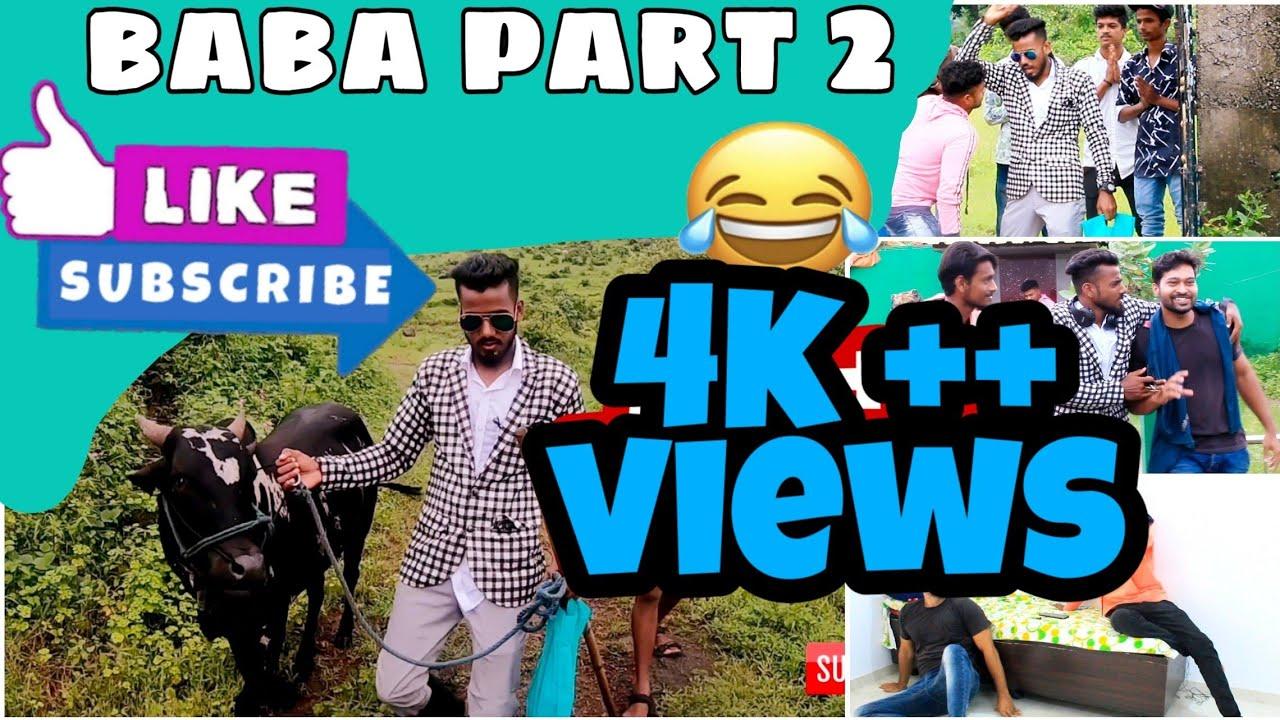 Baba part 2 | aagri koli comedy |  video by Rahul Rane and team