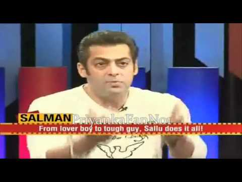 Salman Khan's Interview on TIMES NOW's studios 1 - YouTube.flv