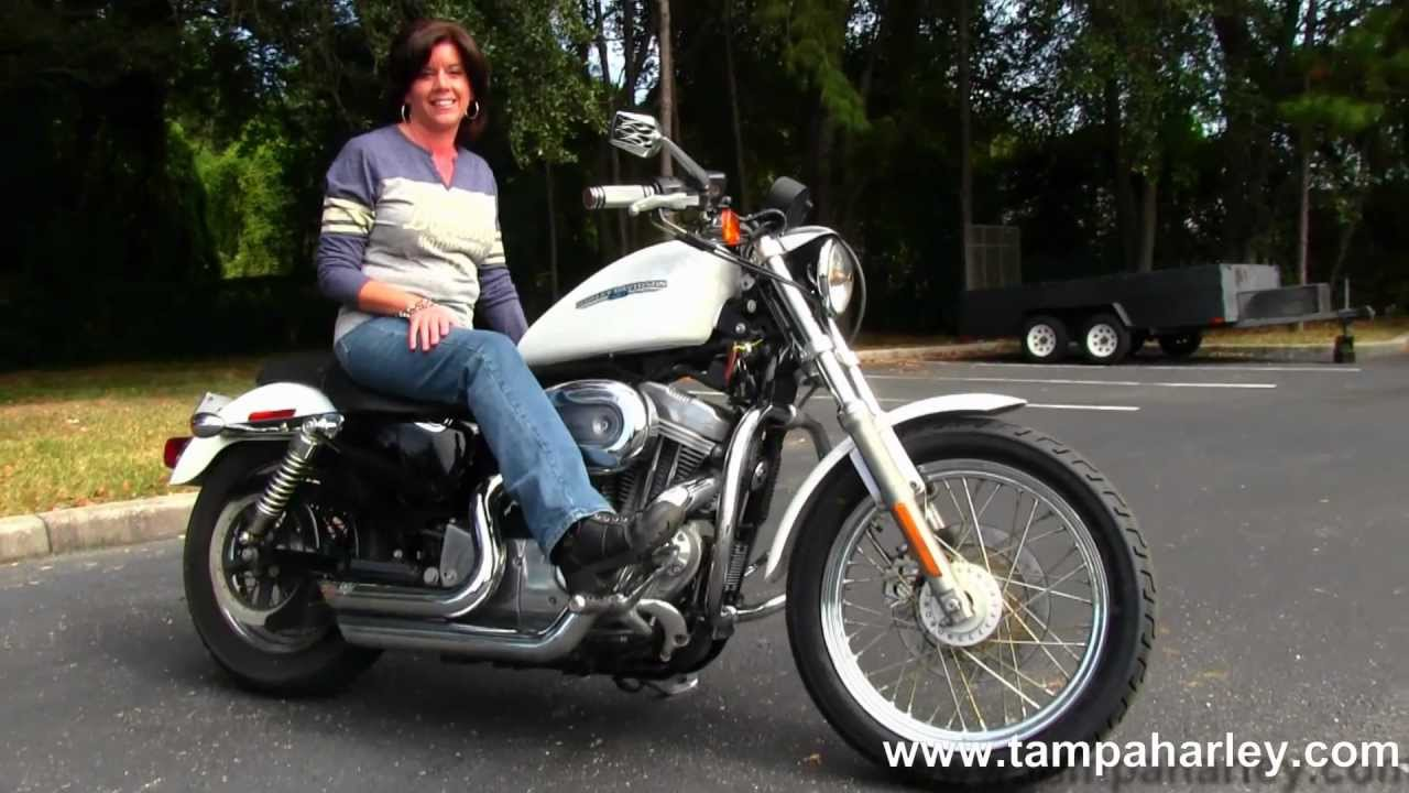 used 2006 harley davidson sportster 883 custom xl883c for sale youtube. Black Bedroom Furniture Sets. Home Design Ideas