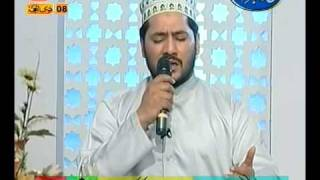 URDU NAAT(Dare Nabi Par)ZULFIQAR ALI IN HAJJ DAY ON QTV.BY Visaal
