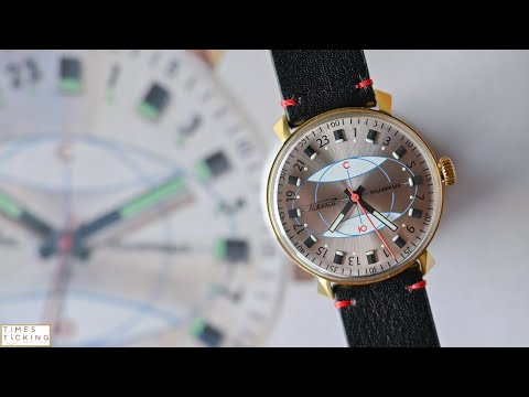 Raketa Russian Polar Watch Celebrates 50 Year Anniversary