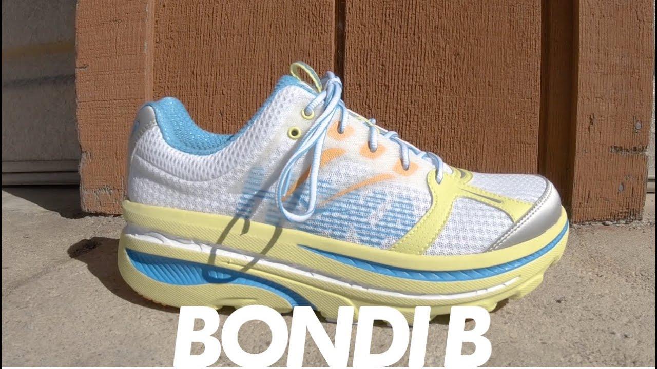 HOKA Product Feature: Bondi B - YouTube