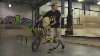 Edit Arno De Groof 2013