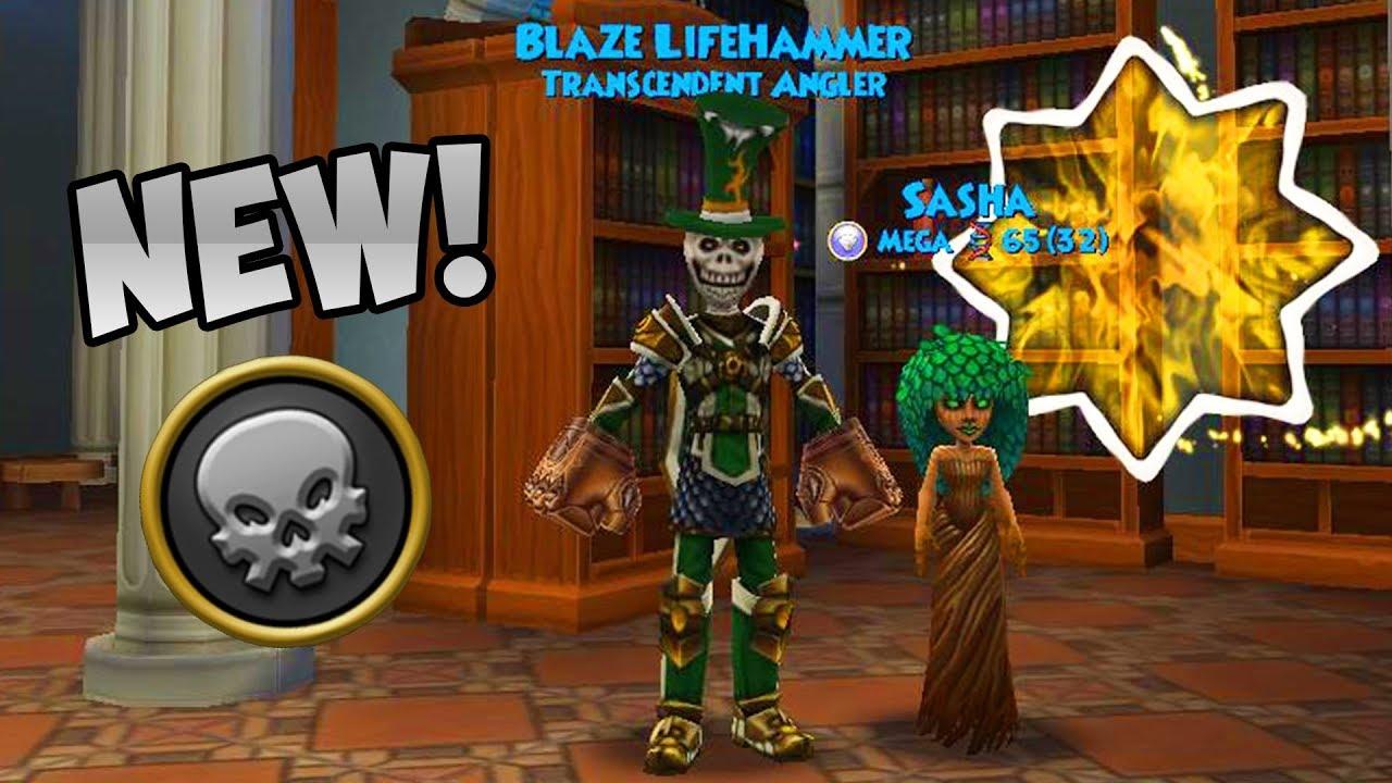 Wizard101: *NEW* EVENT! - Death Deckathalon Tower
