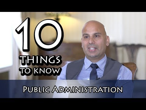Public Administration: A Very Short Introduction | Ravi K. Roy