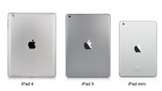 New iPad 5 Parts leaked!-Comparison+Review