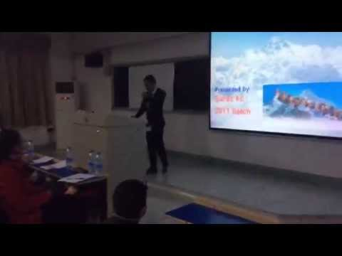 presentation about TRAVEL AND TOURISM IN NEPAL . by SURAZ