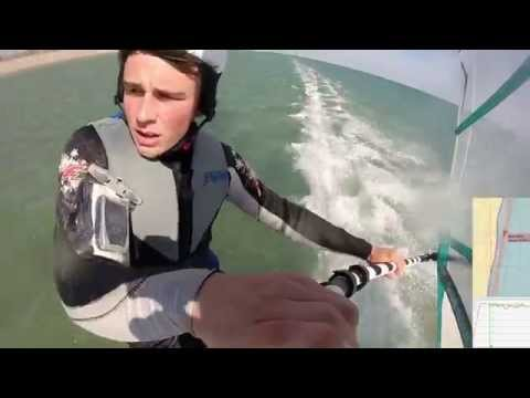 Speedsurfing La Franqui - Nautical mile 30,58kn