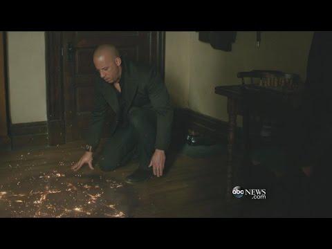 """Insomniac Theater: """"The Last Witch Hunter"""""""