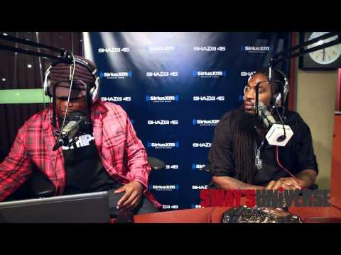"""Pastor Troy Talks About """"The Streets Need You"""" on Sway in the Morning"""