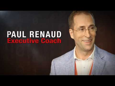 Paul JR Renaud Keynote Speaker, Certified Executive Coach (ICF)