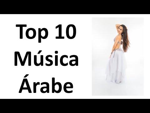 Top 10 cantoresprodutores de Música Árabe - Dança do Ventre Patricia Cavalcante