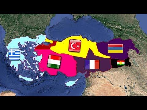 Türkiye, Sevr Sınırlarında Olsaydı?