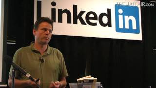 Martin Odersky Pt. 1 - LinkedIn Tech Talk Series 6-5-09  Going from SCALA to scale! (HD)