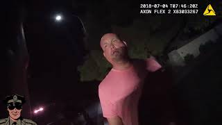 Cardinals GM Gets Arrested  (Body Cam Footage)