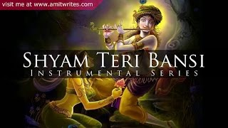 Video Shyam Teri Bansi Pukare Radha Naam (Flute Instrumental) download MP3, 3GP, MP4, WEBM, AVI, FLV Agustus 2018