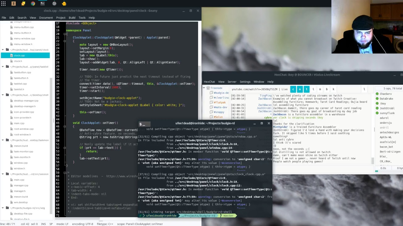 Announcing Upcoming Hackfest - The Eleventh Budgie | Solus