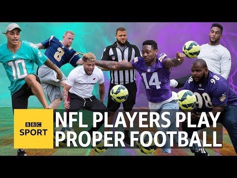 Can NFL players play