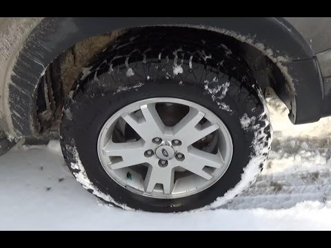 Bfgoodrich Rugged Terrain T A Real World Tire Test