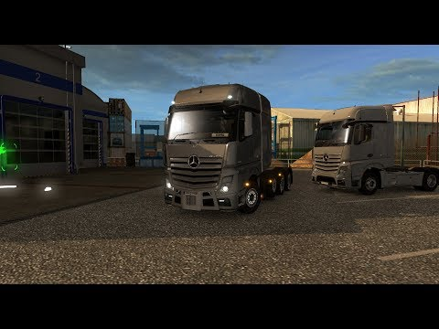 Euro truck Simulator 2 - Beef Delivery